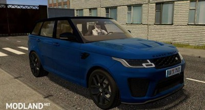 Range Rover Sport SVR 2018 [1.5.9] - Direct Download image